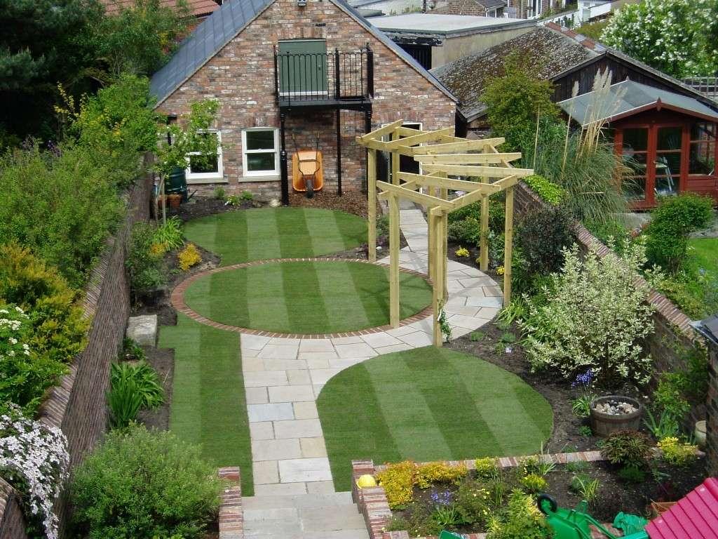 Progettare Il Giardino Da Soli : Come progettare un giardino da soli foto design mag inside
